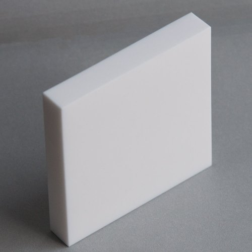 Macor, MAC2-200303, Machinable Ceramic Sheet, 1 1/4'' Thick X 3'' X 3'' by Macor