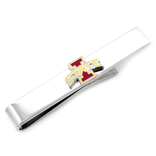 Iowa State Cyclones Tie Bar Novelty 2 x 0in
