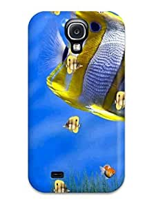 Perfect Fit YpPtvlf194EAgPp Amazing Coral Reefs S Case For Galaxy - S4