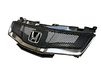 Grills/Air Intakes Honda Civic 2007-2011 Genuine Accessory Front ...