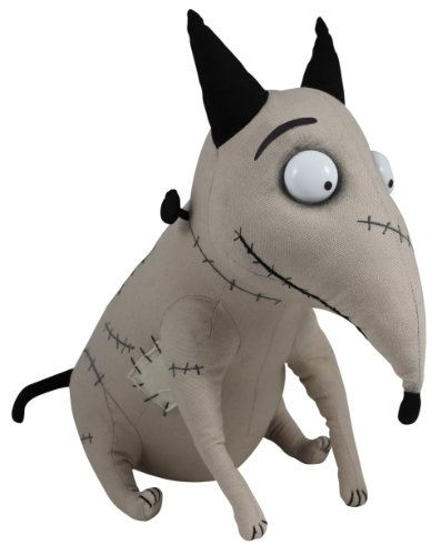 The Bridge Direct Frankenweenie After Life Sparky Plush by The Bridge Direct