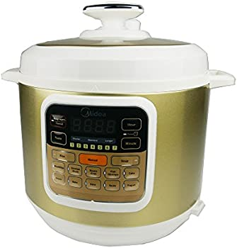 Midea 7-in-1 Programmable Pressure Cooker