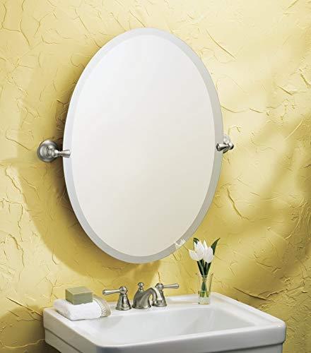 Moen Sage Brushed Nickel Mirror, DN6892BN - N/A by Moen (Image #1)