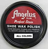 #8: Angelus Shoe Wax Polish 3fl Oz ( Color Variety)