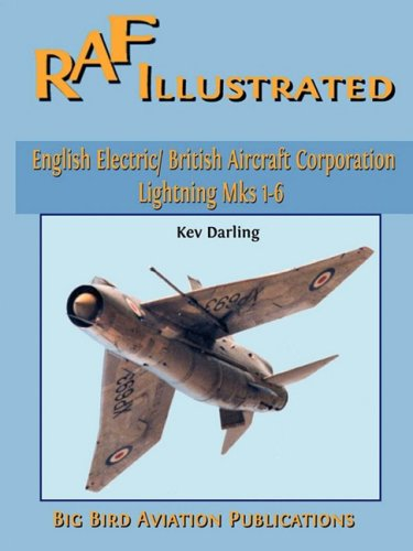 Download English Electric/BAC Lightning Mks 1-6 pdf epub