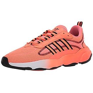 adidas Originals Men's Haiwee Sneaker, Orange, 11.5 M US
