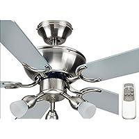 Ocean Lamp OL42035 Modern Decorative Ceiling Fan W/Lights&Remote Control