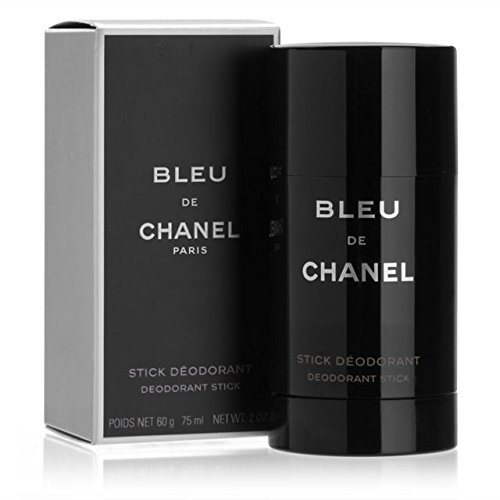 C h a n e l Bleu de C h a n e l Deodorant Stick For Men 2oz 75ml New in Box