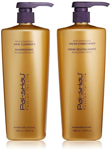 ae01afb1fe23f Pai-Shau Replenishing Cleanser and Conditioner