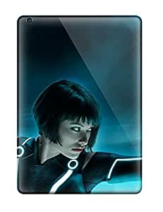 Awesome VWiqhba3355TVMlt Charejen Defender Tpu Hard Case Cover For Ipad Air- Tron Legacy