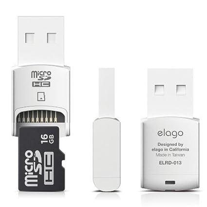 Amazon.com: elago Nano Funda para lector Micro SD (no ...