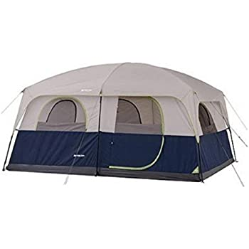 Amazon Com Coleman Instant 10 Person Cabin Tent With