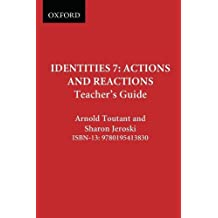 Identities 7: Actions and Reactions: Teacher's Guide