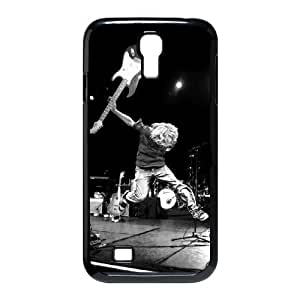 T-TGL(RQ) Customized Nirvana Pattern Protective Cover Case for Samsung Galaxy S4 I9500