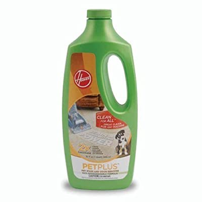 Hoover 2X PetPlus Pet Stain and Odor Remover 32 oz AH30325 New