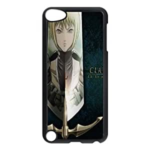 Cartoon Claymore for Ipod Touch 5 Phone Case 8SS460610
