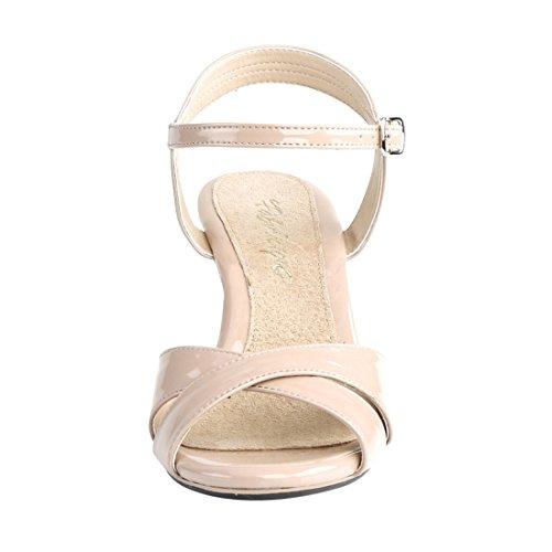 Pat Fabulicious 315 Sandalette Nude Nude BELLE Damen qwXrUpw