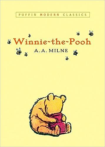 d3041e039582 Winnie-the-Pooh (Puffin Modern Classics)  A. A. Milne