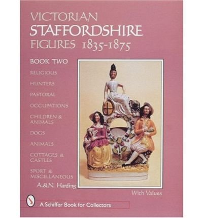 Cottage Staffordshire (Victorian Staffordshire Figures 1835-1875: Religious, Hunters, Pastoral, Occupations, Children & Animals, Dogs, Animals, Cottages & Castles, Sport & Miscellaneous)