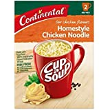 Continental Cup-A-Soup Homestyle Chicken Noodle 2 Pack 40g