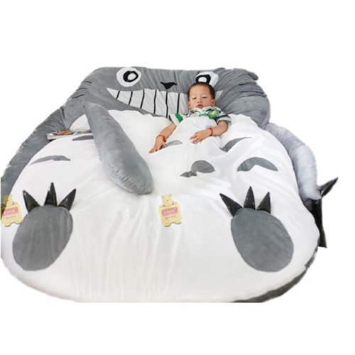 My Neighbor Totoro Sleeping Bag Sofa Bed Twin Bed Double Bed Mattress for Kids]()