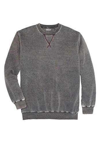 KingSize Men's Big & Tall Lounge Sweatshirt