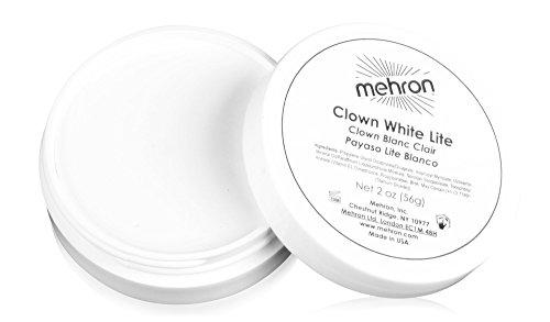 Mehron- Clown White Lite (2 .25 oz) for $<!--Too low to display-->