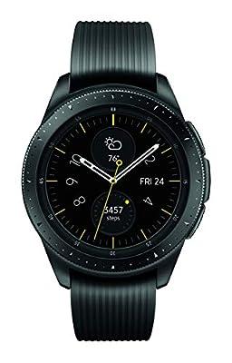 Samsung Galaxy Watch (46mm) Silver (Bluetooth), SM-R800NZSAXAR (Certified Refurbished)