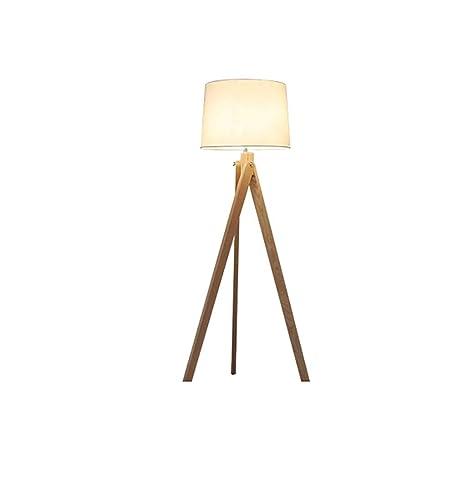 GSlda Lámparas de pie Lámpara de pie Nordic lámpara de ...