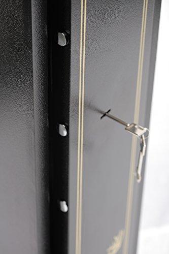 American Furniture Classics 905 Five Gun Safe, Black by American Furniture Classics (Image #6)