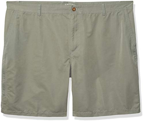 (G.H. Bass & Co. Men's Big and Tall Fishermans Bay Performance Short, Alpine Trail 44)
