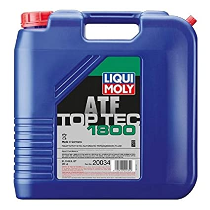 Amazon com: Liqui Moly Top Tec ATF 1800 Transmission Fluid