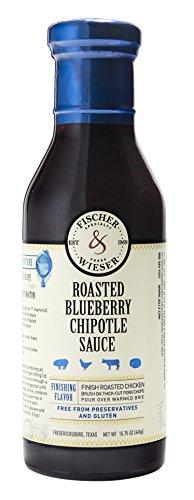 Fischer & Wieser Blueberry Chipotle Sauce, 15.75 ()