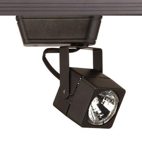 WAC Lighting HHT-802-BK H Series Low Voltage Track Head, 50W