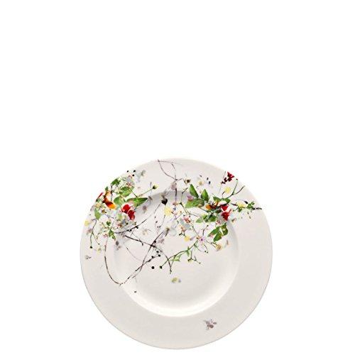 Bread & Butter Plate, rim, 7 1/2 inch | Brillance Fleurs Sauvages