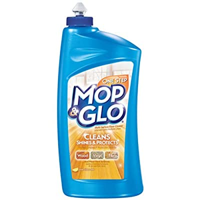 Mop & Glo - Multi-Surface Floor Cleaner 32 Ounce.(Pack of 3)