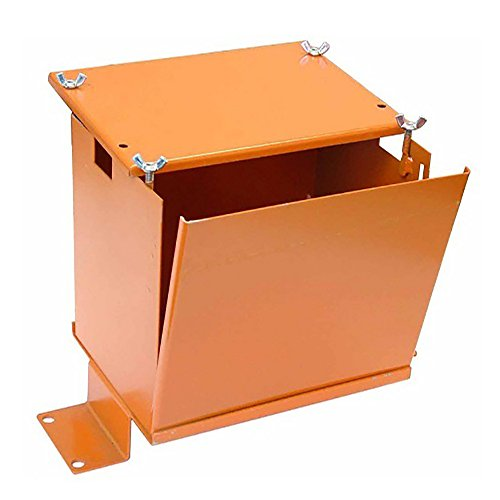 70224540 New Battery Box Made To Fit Allis Chalmers Tractor WD WD45