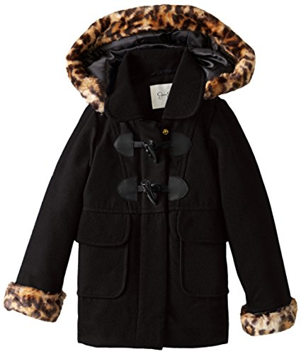 jessica-simpson-little-girls-toddler-print-trim-faux-wool-coat-black-3t