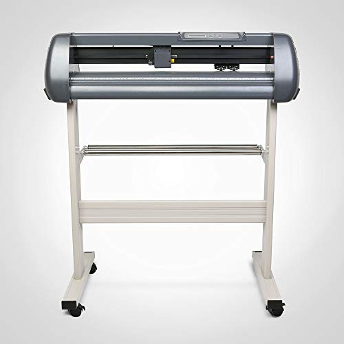FINCOS 28'' Vinyl Cutting Plotter Pressing Cutter Printer by FINCOS (Image #3)