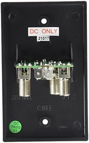 Amazon.com: King Controls PB1000 Antenna Power Injector Switch - White:  AutomotiveAmazon.com