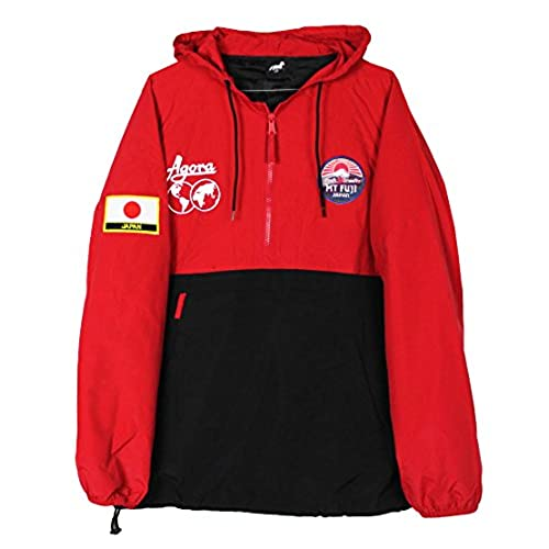 Agora Mt Fuji Pullover Jacket (Medium)