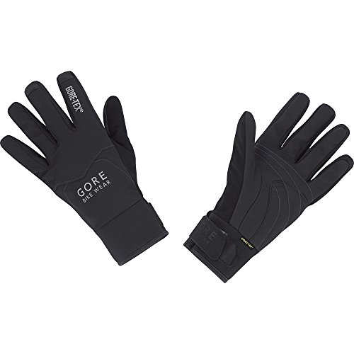 GORE BIKE WEAR Women's Universal Lady Gore-Tex Thermo Gloves, Black, Small