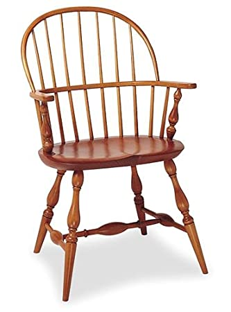 Beautiful Bowback Windsor Arm Chair