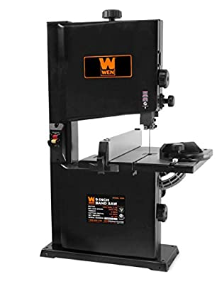 WEN 3959 2.5-Amp 9-Inch Benchtop Band Saw from WEN