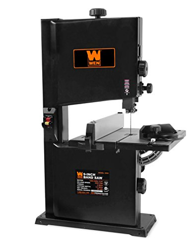 WEN 3959 2.5-Amp 9-Inch Benchtop Band Saw (Best Band Saw Under 200)