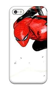 High Grade ZippyDoritEduard Flexible Tpu Case For Iphone 5/5s - Spiderman Comics Anime Comics by lolosakes
