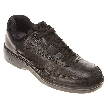 Apex Ambulator Men's Active Walker Tie Walking Shoes