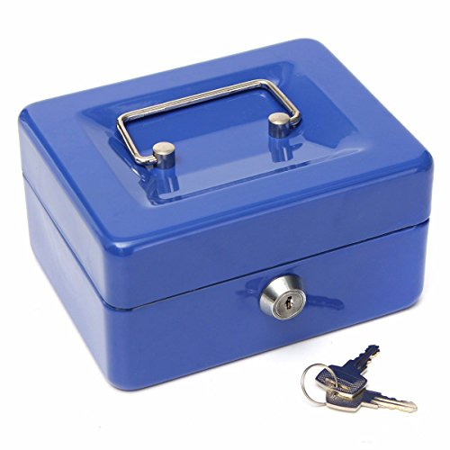 lock box with key - 5