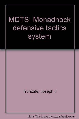 Pr24 Training - MDTS: Monadnock defensive tactics system
