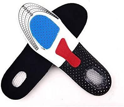 Medical & Orthopedic insoles with Arch Support for Men sport shoes